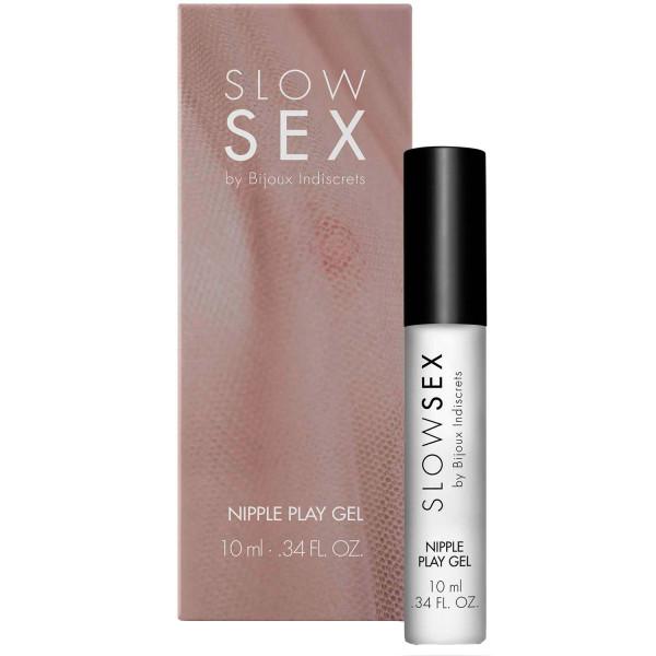 Slow Sex by Bijoux Nipple Play Geeli 10 ml  2
