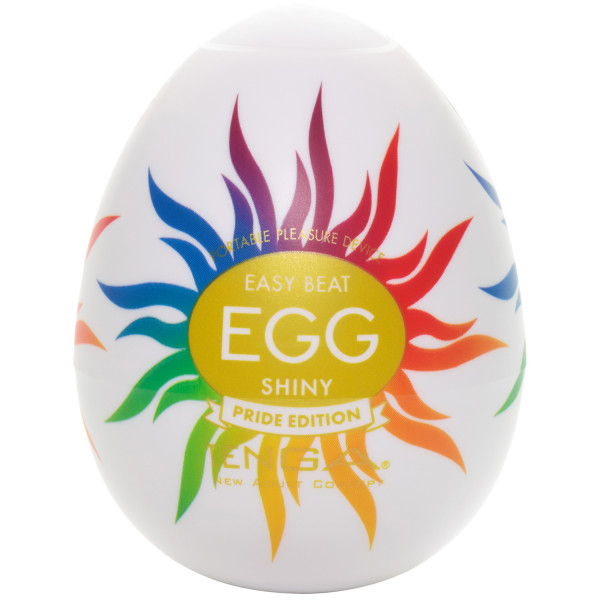 TENGA Egg Shiny Pride Masturbaattori  1