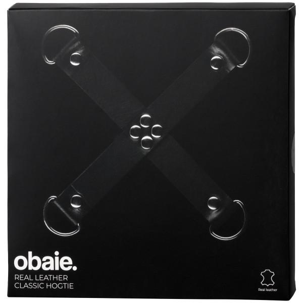 Obaie Real Leather Classic Hogtie kuva tuotepakkauksesta 100