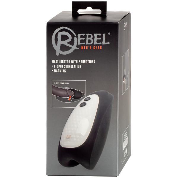 Rebel Men's Gear Lämmittävä Masturbaattori