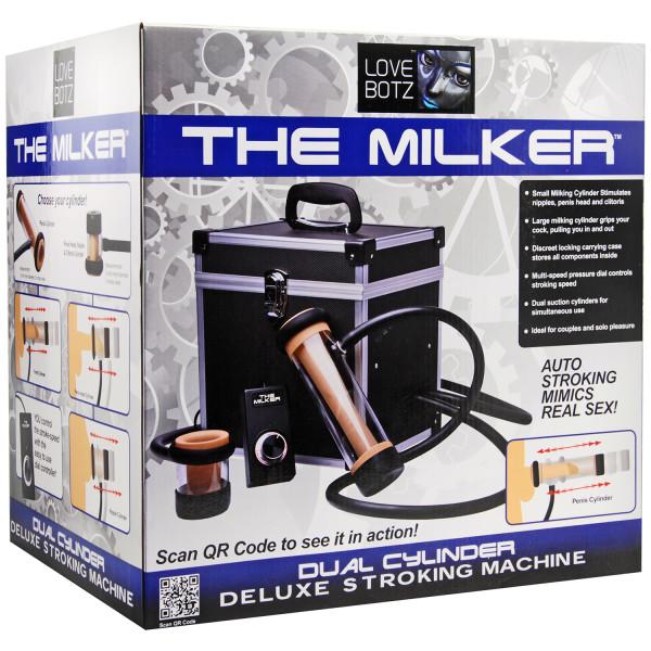 LoveBotz The Milker Automatic Deluxe Stroker Seksikone  10