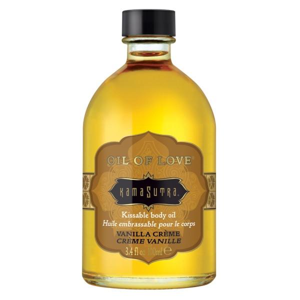 Kama Sutra Oil of Love Maustettu Öljy 100 ml