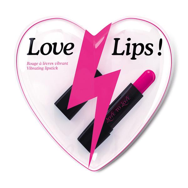 Love To Love Love Lips Huulipunavibraattori