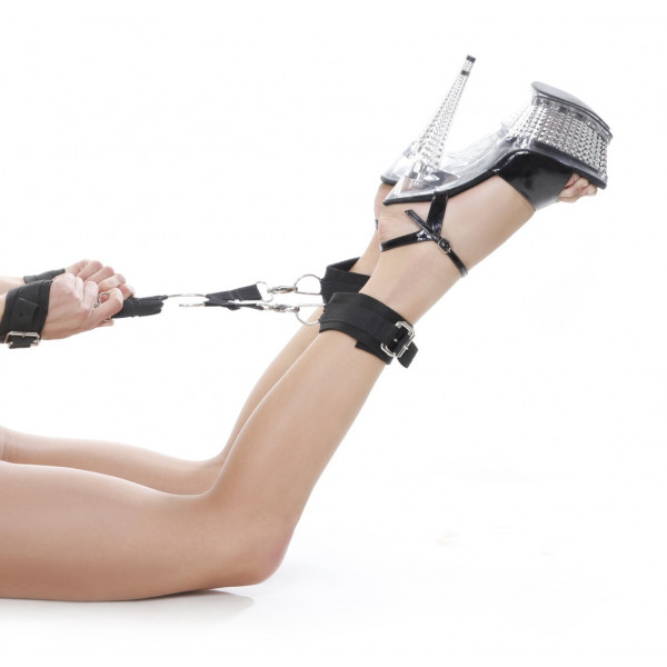 Fetish Fantasy Heavy Duty Hogtie Kit