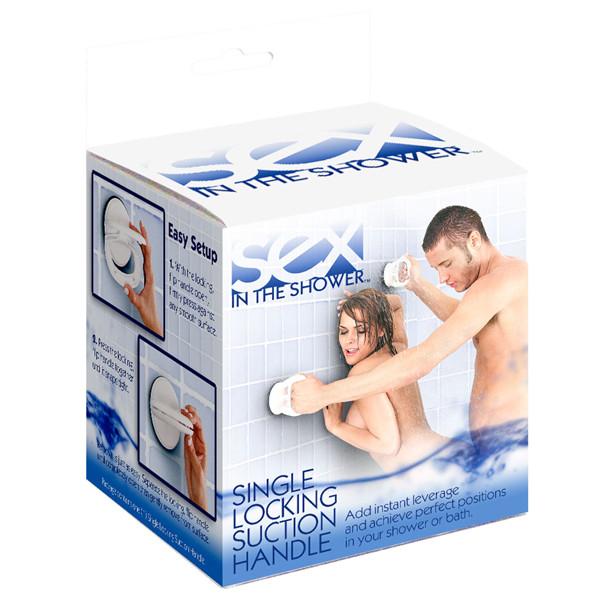 Sex In The Shower Käsikahva Imukupilla