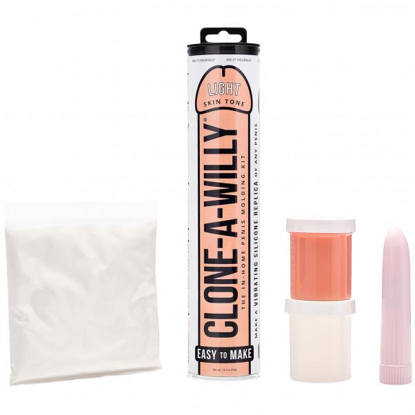 Clone-A-Willy Light Skin Dildo Clone Kit tuotekuva 2