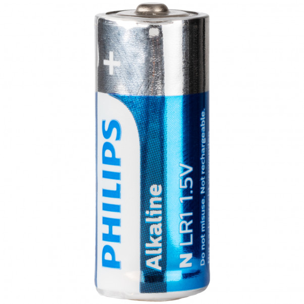 Philips Alkaline LR1 1.5V Paristot  100