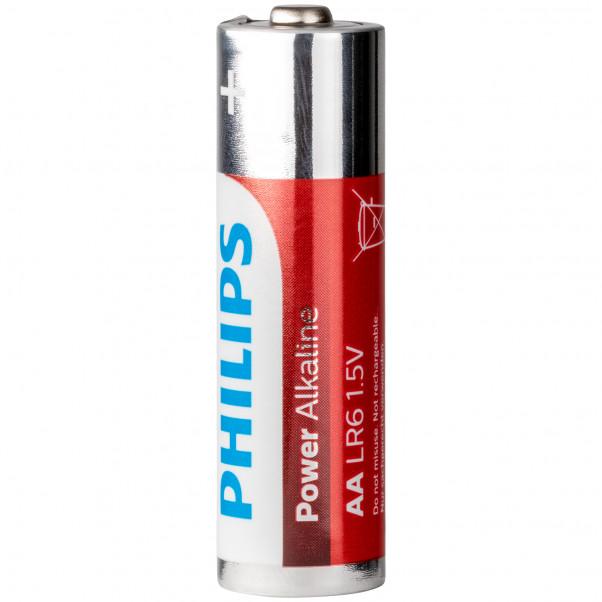 Philips LR06 AA Alkaliparistot 4 kpl  100