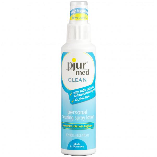 Pjur MED Clean Intiimisuihke 100 ml  2