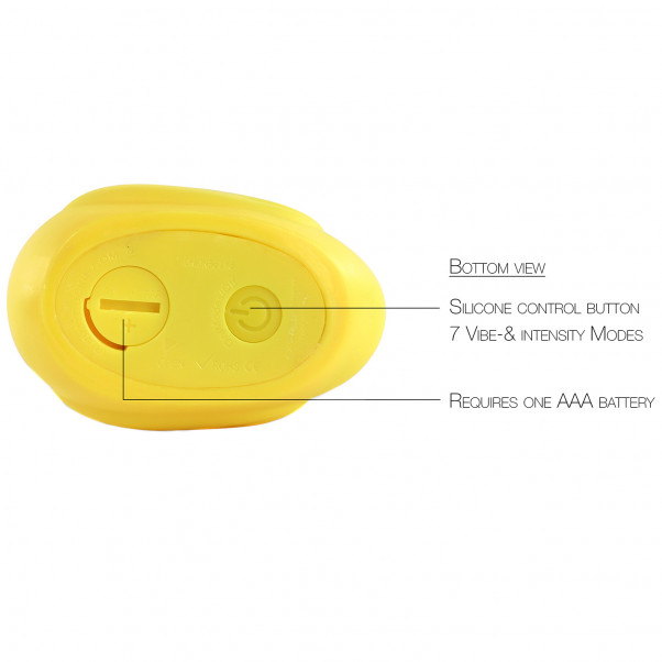 I Rub My Duckie Original Vesitiivis Vibraattori  3