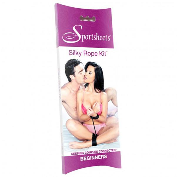 Sex & Mischief Silky Bondage Köysi  2