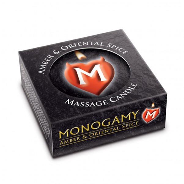 Monogamy Lämmittävä Hierontakynttilä 25 g  3