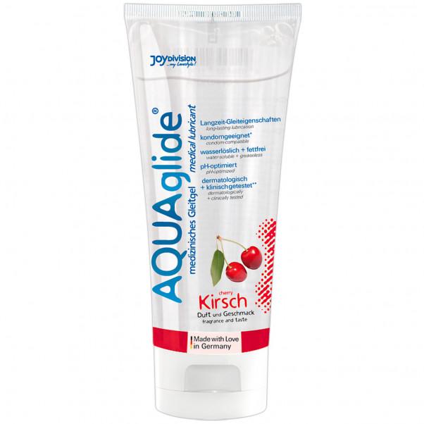 Aquaglide Vesipohjainen Makuliukuvoide 100 ml  4