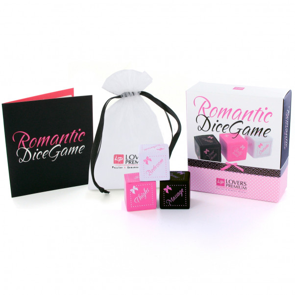 Lovers Premium Romanttinen Noppapeli  1