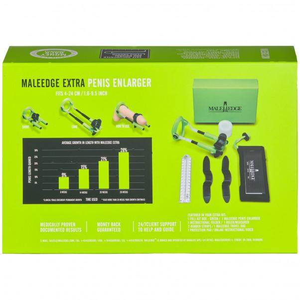 Male Edge Extra Peniksen Pidennin kuva tuotepakkauksesta 90