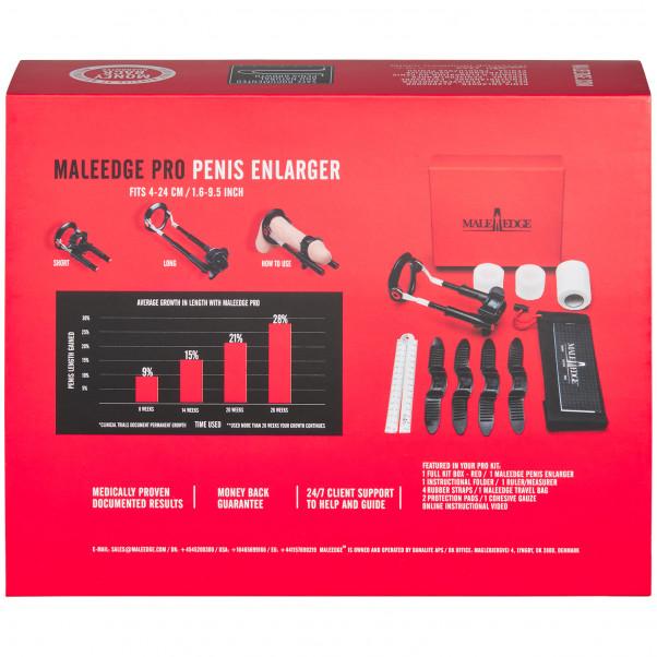 Male Edge Pro Peniksen Pidentäjä kuva tuotepakkauksesta 90