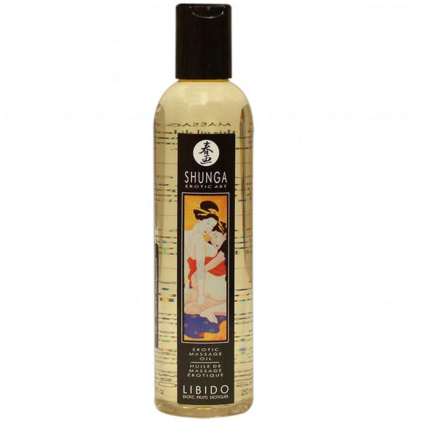 Shunga Eroottinen Hierontaöljy 200 ml  1