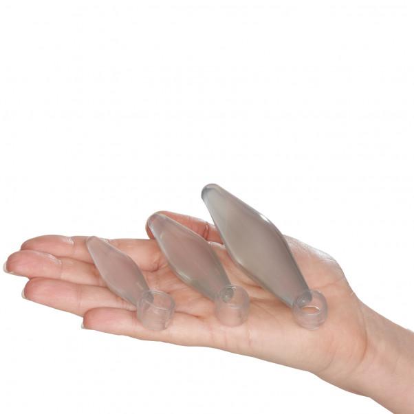 Toy Joy Anustappisarja 3 kpl tuote kädessä 50