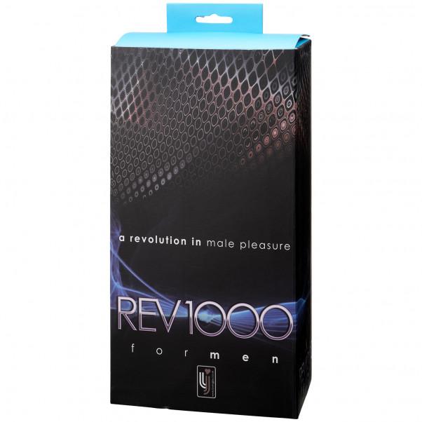 REV1000 Pyörivä Masturbaattori kuva tuotepakkauksesta 90
