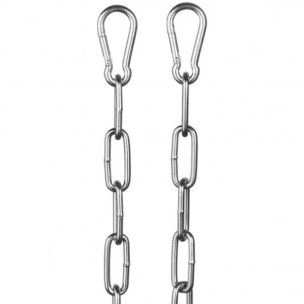 Rimba Metalliketju Karbiinihaoilla 200 cm kuva tuotepakkauksesta 1