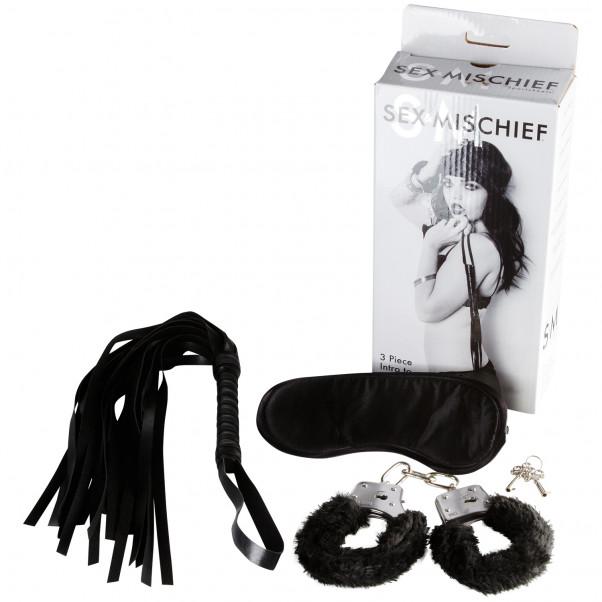 Sex & Mischief BDSM-setti Aloittelijoille  1