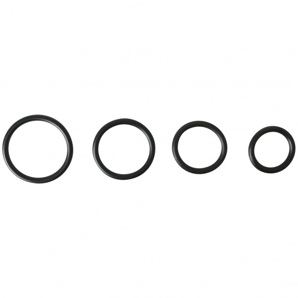 Sportsheets O-renkaat Valjaisiin  1