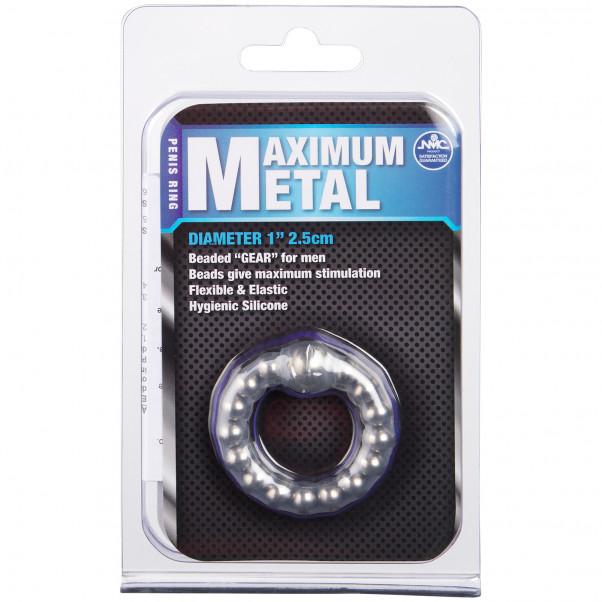 Maximum Metal Penisrengas kuva tuotepakkauksesta 90