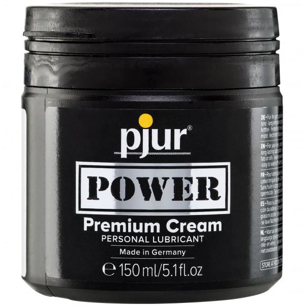 Pjur Power Creme Liukuvoide 150 ml  1