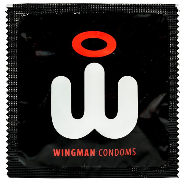 Wingman Kondomit 8 kpl  2