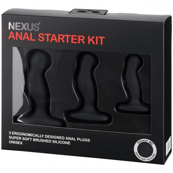 Nexus Anal Starter Kit kuva tuotepakkauksesta 90