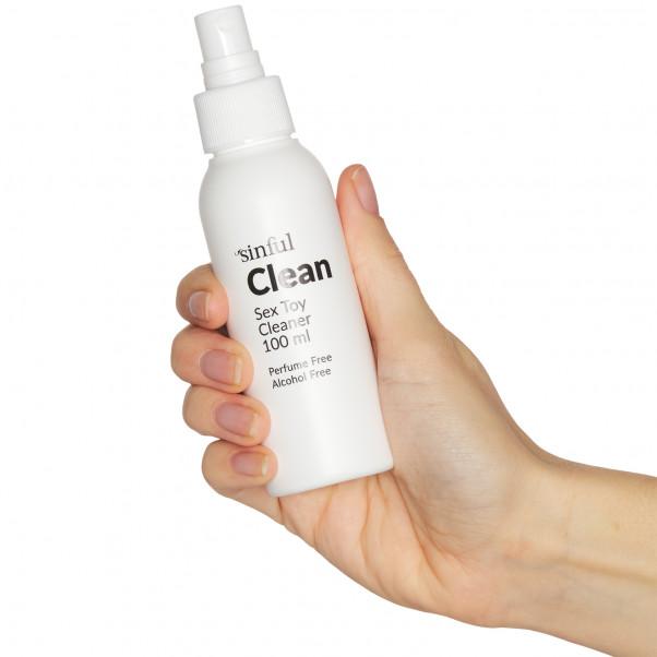 Sinful Clean Seksilelun Puhdistussuihke 100 ml 51