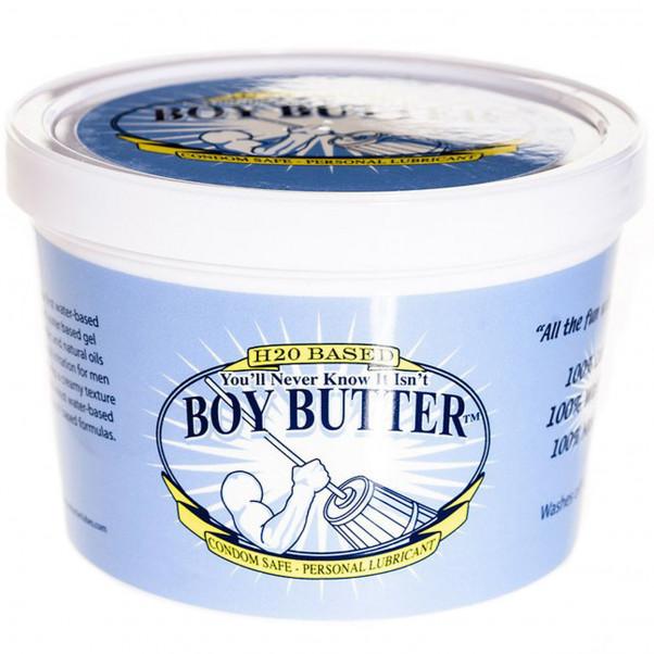 Boy Butter H2O Vesipohjainen Liukuvoide 118 ml  1
