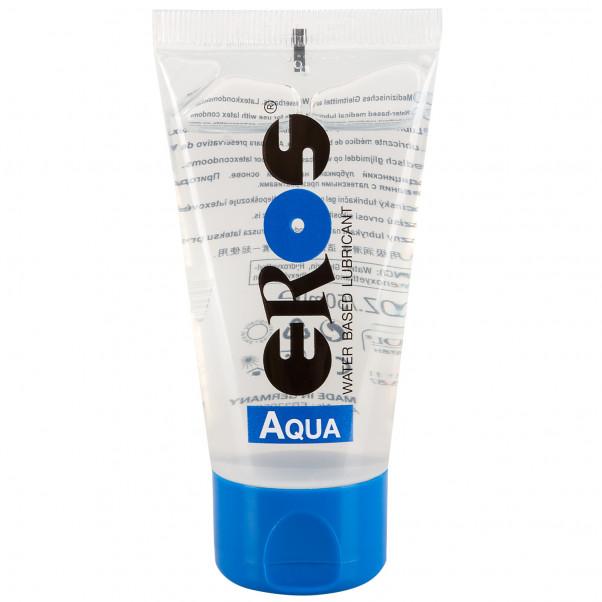 Eros Aqua Vesipohjainen Liukuvoide 100 ml  1