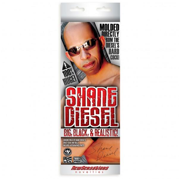 Shane Diesel Dildo  2