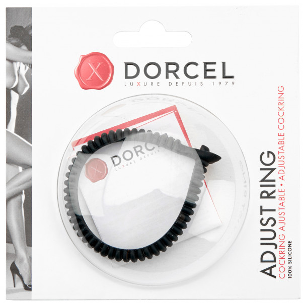 Marc Dorcel Adjust Ring Säädettävä Penisrengas  10
