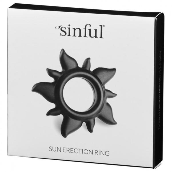 Sinful Sun Silikoninen Penisrengas