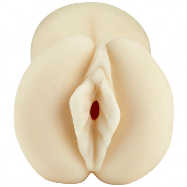 Aidonkaltainen Vaginamasturbaattori  3