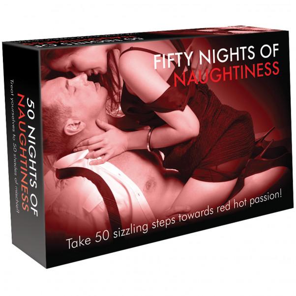 Fifty Nights of Naughtiness  1