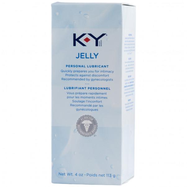 KY Jelly Vesipohjainen Liukuvoide 113 ml   3