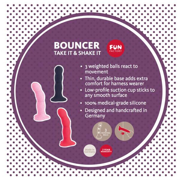 Fun Factory Bouncer Dildo  4