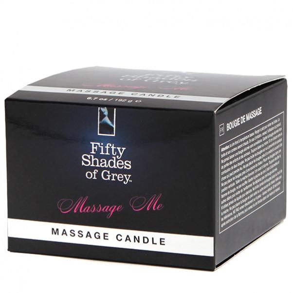 Fifty Shades of Grey Massage Me Hierontakynttilä 192 g