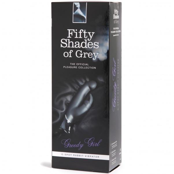 Fifty Shades of Grey Greedy Girl Rabbit G-pistevibraattori  3
