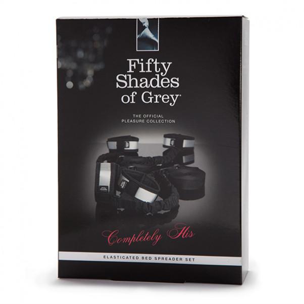 Fifty Shades of Grey Completely His Joustava Sänkysidontasetti