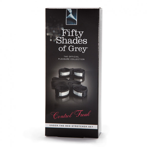 Fifty Shades of Grey Control Freak Sänkysidontasetti