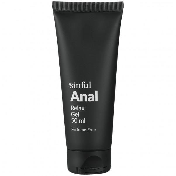 Sinful Anal Rentoutusgeeli 50 ml tuotekuva 1