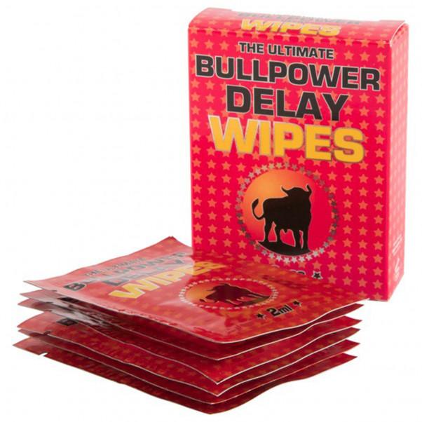 Bull Power Delay Viivästyspyyhkeet 6 kpl  2