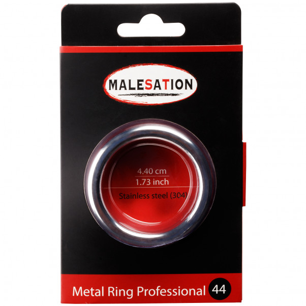 Malesation Metallinen Penisrengas  100