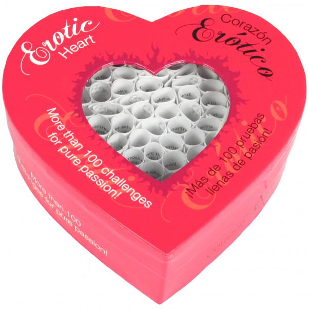 Erotic Heart Eroottinen Peli Pareille  1