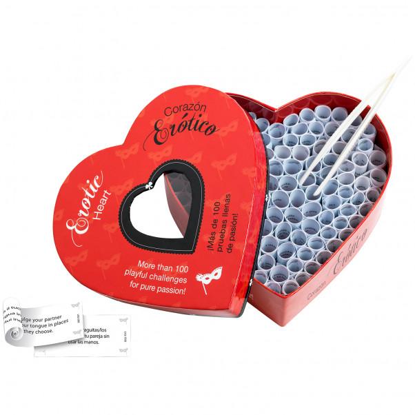 Erotic Heart Eroottinen Peli Pareille  2