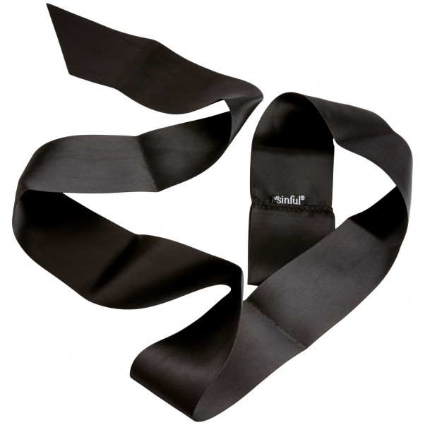 Sinful Deluxe Satin Blindfold Product 2
